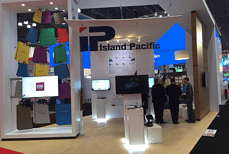NRF 2016 Island Pacific Stand